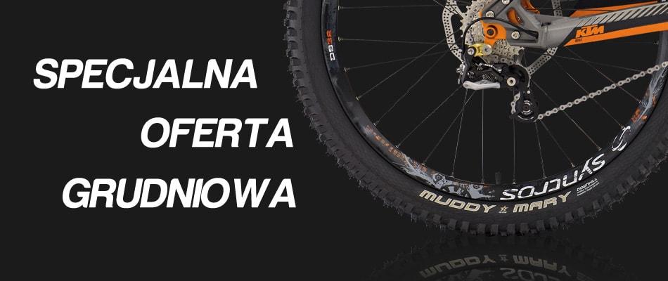 Rowery KTM mikołajkowa i świąteczna oferta