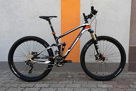 KTM Lycan 27 Elite Custom